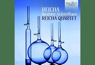 Reicha Quartet - Reicha:Quartor Scientifique  - (CD)