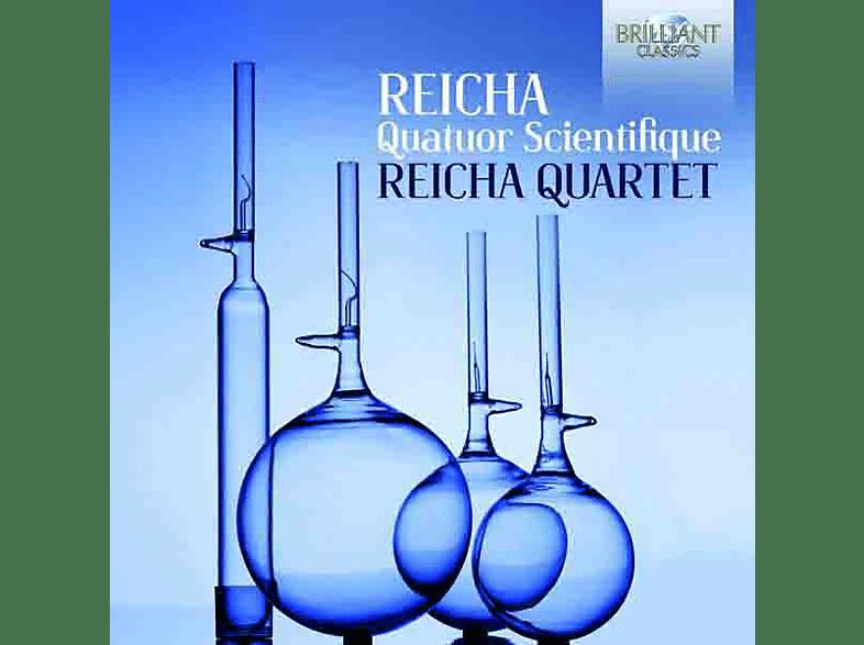 Reicha Quartet - Reicha:Quartor Scientifique [CD]