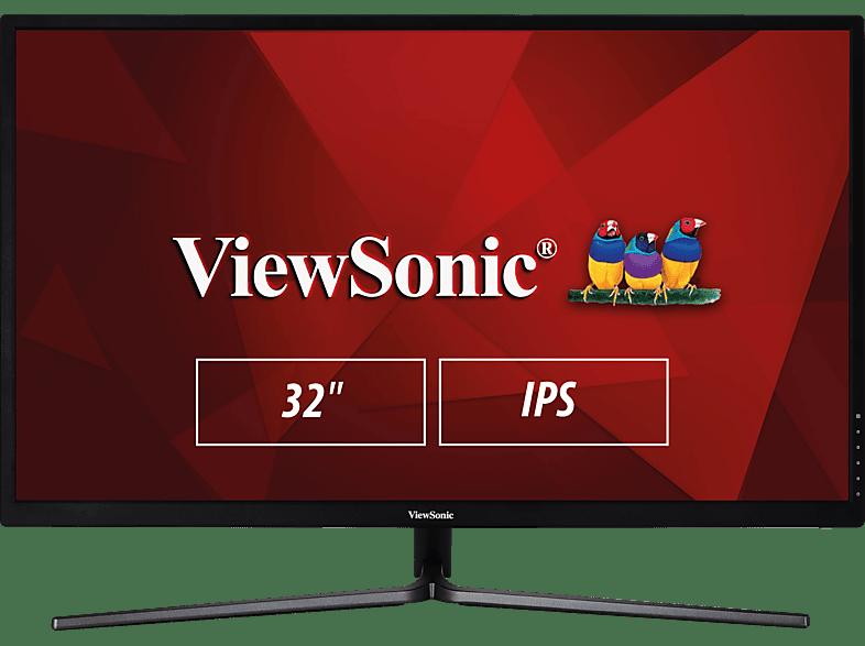 VIEWSONIC VX3211-MH 32 Zoll Full-HD Monitor (3 ms Reaktionszeit, 60 Hz)