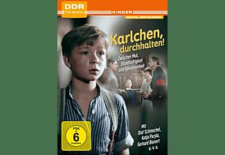 Karlchen, durchhalten! DVD