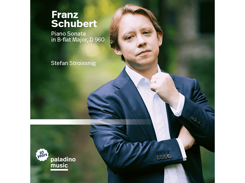 Stefan Stroissnig - Klaviersonate [CD]