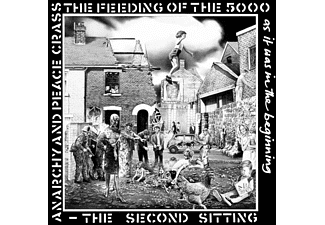 Crass - Feeding Of The Five Thousand (The Second Sitting)  - (Vinyl)