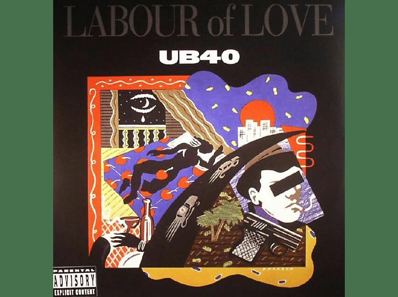 UB40 - Labour Of Love Vinyl
