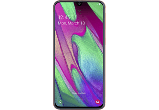 "SAMSUNG Galaxy A40 -  (5.9 "", 64 GB, )"