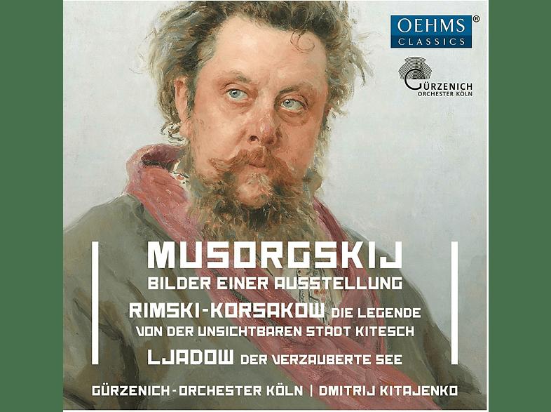 Gürzenich-orchester Köln - Bilder einer Ausstellung [CD]