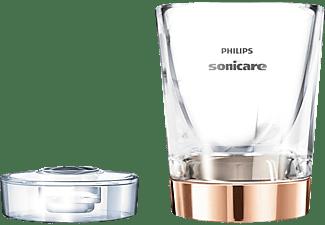 PHILIPS HX 9901/63 elektrische Zahnbürste Weiß/Roségoldfarben