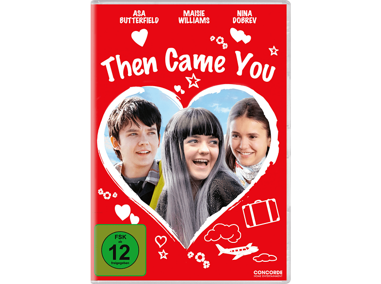 Then Came You [DVD]