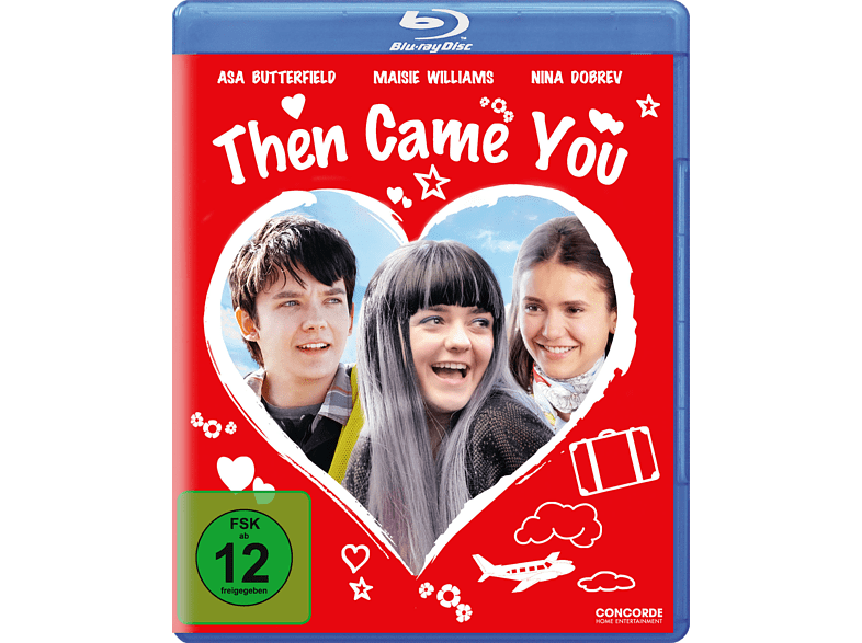 Then Came You [Blu-ray]