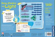 KOSMOS Easy Elektro - Light Experimentierkasten, Mehrfarbig
