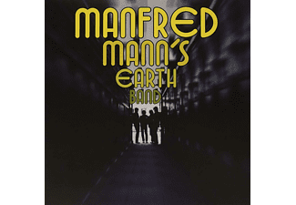 Manfred Mann's Earth Band - Manfred Mann's Earth Band (180g Black LP)  - (Vinyl)
