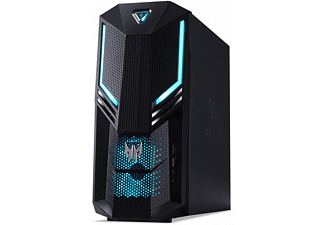 PC gaming - Acer Predator Orion 3000 PO3-600, Intel® Core™ i5-8300, 8GB, 1TB+128SSD, GTX1050Ti, W10