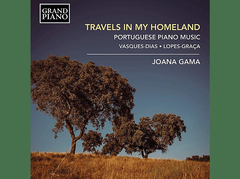 Joana Gama - Travels in my homeland [CD]