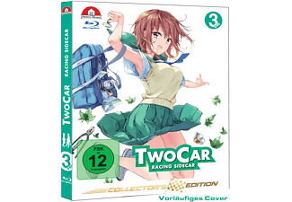 Two Car - Vol. 3 Blu-ray