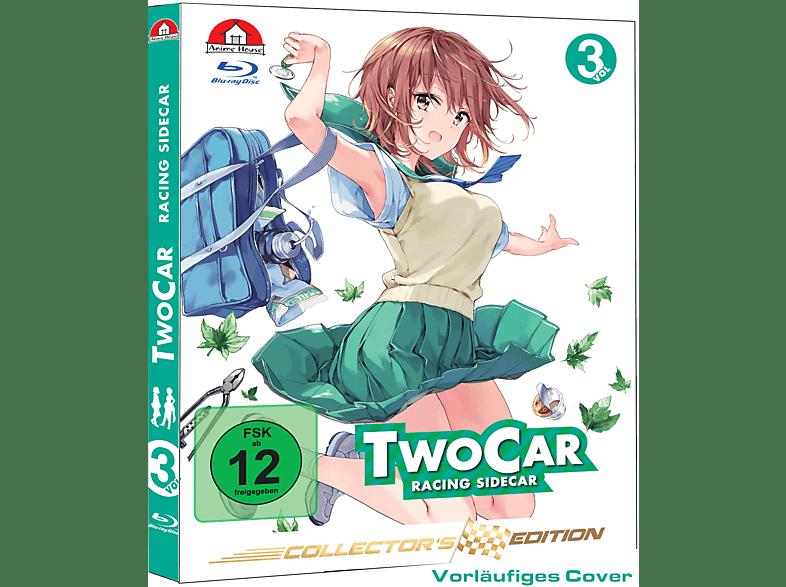 Two Car - Vol. 3 [Blu-ray]