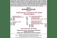 Iagoba Fanlo, Sergey Teslya, Cammerata Orchestra - Cello Concerto 1/Concerto for Two Violins [CD]