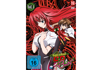 Highschool DXD BorN - Vol. 1 DVD