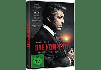 Das Komplott - Verrat auf höchster Ebene DVD