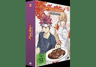 Food Wars! The Third Plate – 3. Staffel – Box 1 – Limited Edition mit Sammelbox  DVD