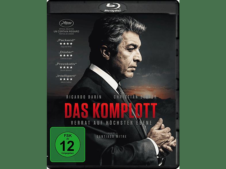 Das Komplott - Verrat auf höchster Ebene [Blu-ray]