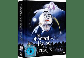 Die phantastische Reise ins Jenseits Blu-ray + DVD