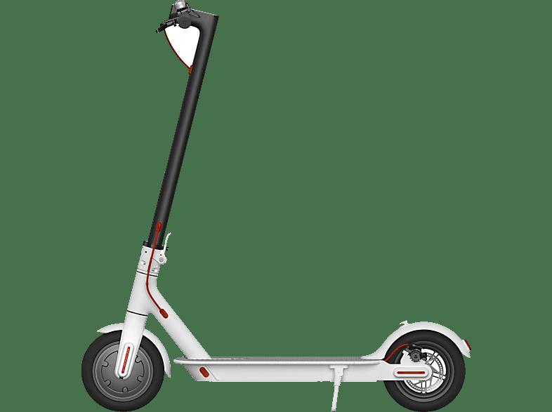 XIAOMI MI Electric Scooter M365 Weiß E-Scooter (8.5 Zoll, Weiß)