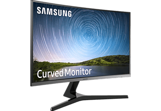 SAMSUNG LC27R504FHUXZG 27 Zoll Full-HD Monitor (4 ms Reaktionszeit, 60Hz)