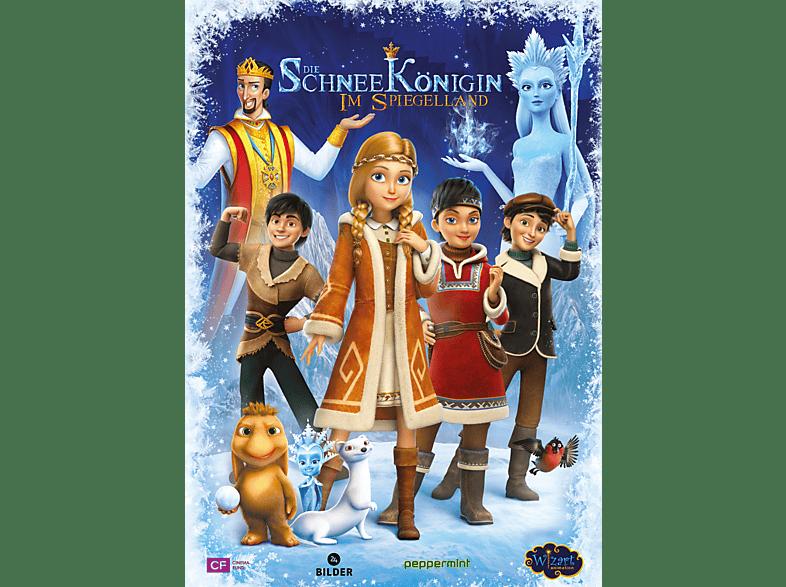 Die Schneekönigin: Im Spiegelland [DVD]