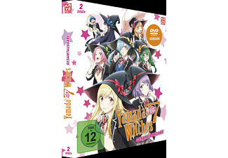 Yamada-kun and the Seven Witches - Gesamtausgabe DVD