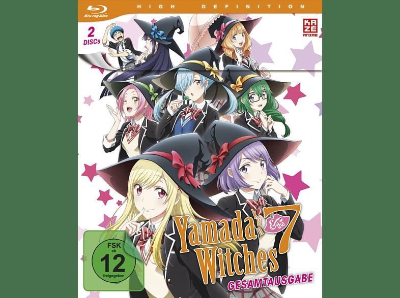 Yamada-kun and the Seven Witches - Gesamtausgabe [Blu-ray]