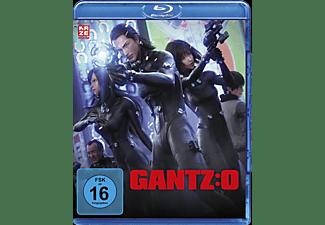 Gantz:O Blu-ray