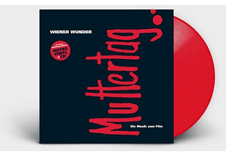 VARIOUS - Muttertag: Die Musik Zum Film (+CD)  - (LP + Bonus-CD)