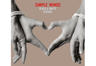 Simple Minds - Black & White (Reissue+Bonustracks)  - (CD)