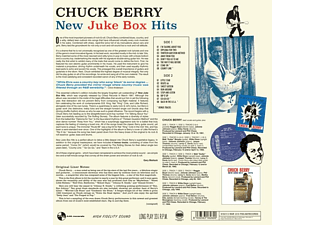 Chuck Berry - New Juke Box Hits+4 Bonus Tracks (180gvinyl)  - (Vinyl)