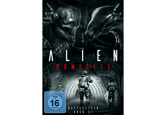 Alien Domicile - Battlefield Area 51 DVD