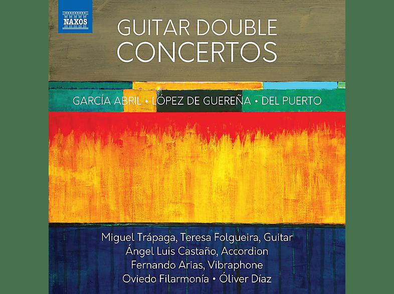 Diaz, Folgueira, Oliver Diaz, Oviedo Filarmonia, Trapaga Miguel - Guitar Double Concertos [CD]