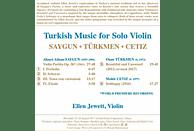 Ellen Jewett - Turkish Music for Solo Violin [CD]