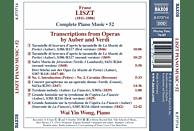 Wai Yin Wong - Sämtliche Klaviermusik [CD]