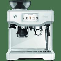 SAGE SES880SST4EEU1 the Barista Touch Espressomaschine Weiß