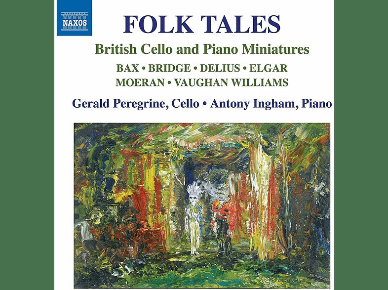 Gerald Peregrine, Antony Ingham - Folk Tales [CD]