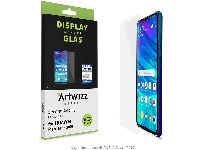 ARTWIZZ SecondDisplay Displayschutz (Huawei P Smart Plus)