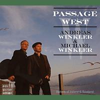 Andreas Winkler, Michael Winkler - Passage West [CD]