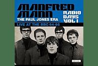 Manfred Mann, Paul Jones - Radio Days Vol.1 [CD]