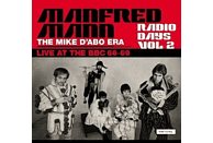 Manfred (with Mike D'abo) Mann - Radio Days Vol.2 (Gatefold 180g Black 3LP) [Vinyl]
