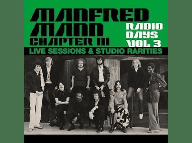 Manfred Mann Chapter Three - Radio Days Vol.3 (Gatefold 180g Black 3LP) [Vinyl]