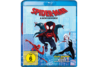 Spider-Man: A new Universe - (Blu-ray)