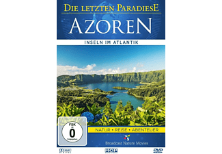Die letzten Paradiese - Azoren - Inseln im Atlantik DVD
