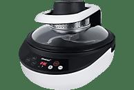 STEBA HF 2050 Fry´n Cook Heißluft-Fritteuse  2050 Watt Schwarz / Weiß