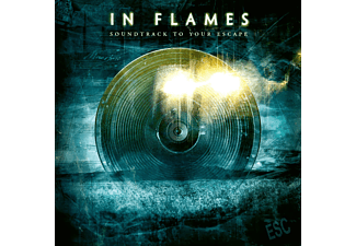 In Flames - Soundtrack To Your Escape (Reissue) (CD)
