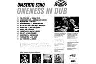 Umberto Echo - Oneness In Dub (180g Vinyl) [Vinyl]