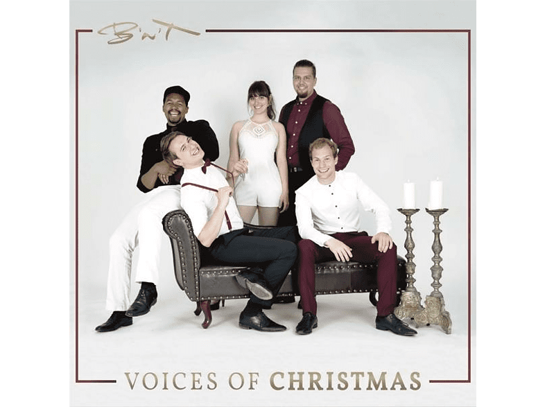 B'n't - Voices of Christmas [CD]